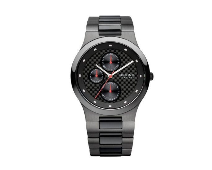 Stainless Steel Gray Watch