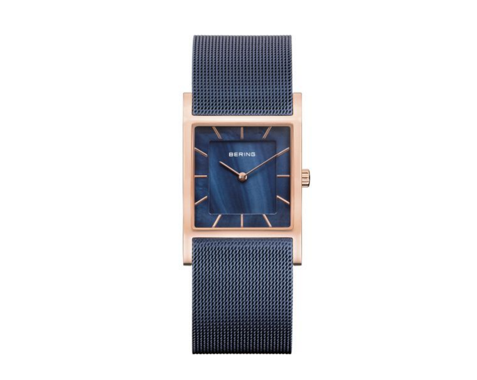Women's Milanese Blue Watch