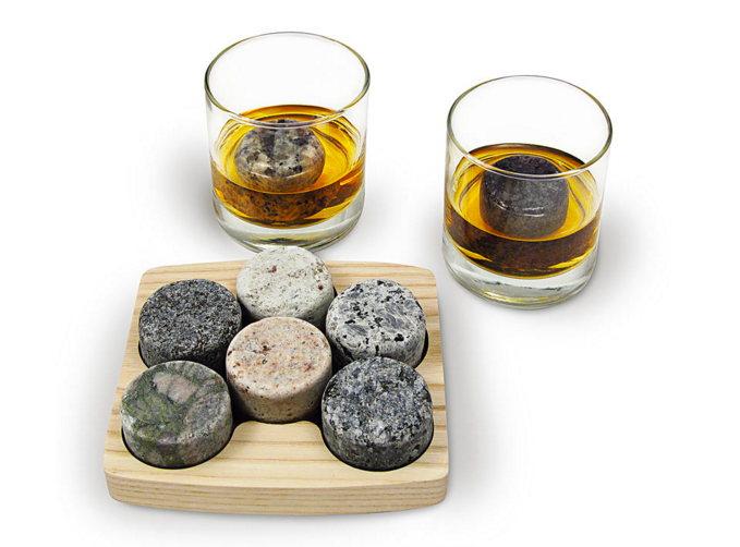 On The Rocks, Please (with glasses)