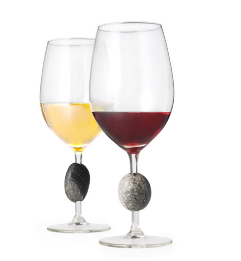 Stone Wine Glasses