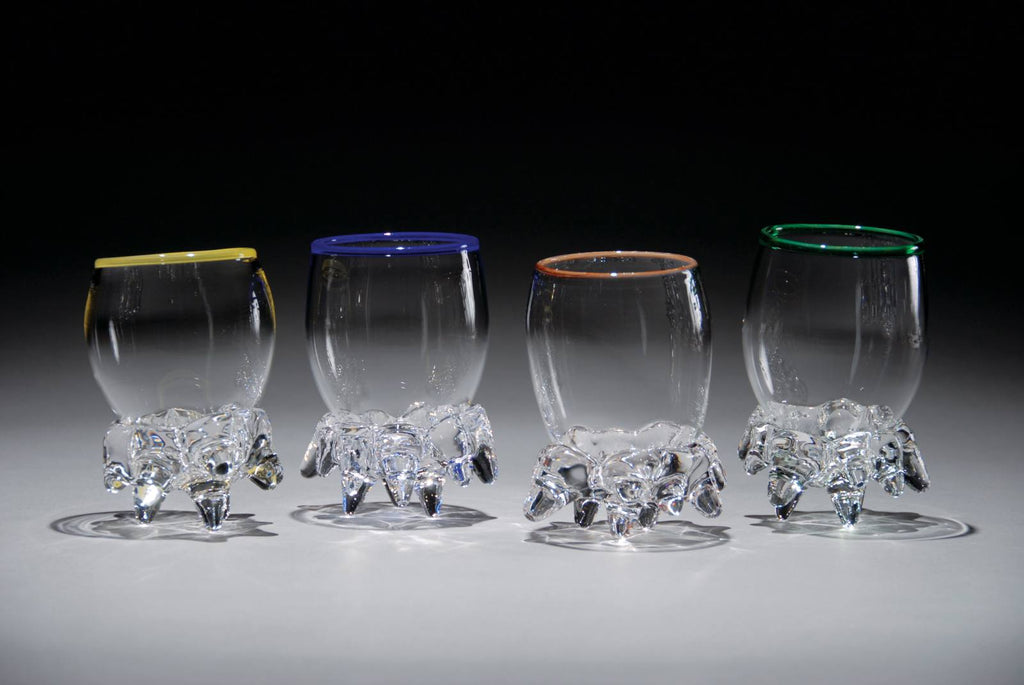 Tipsy Cup Crystal Clear - Silverscape Designs