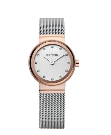 Women's Rose Gold Stainless Steel Watch - Silverscape Designs