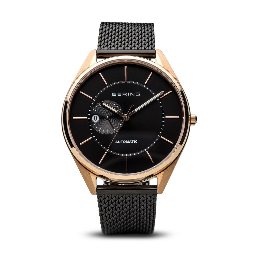 Bering Automatic Rose Gold