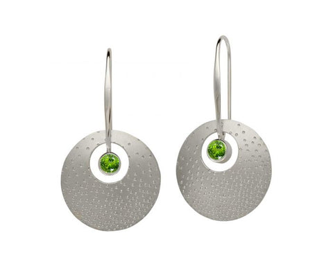 Champagne Earrings (6 Stone Options Available)