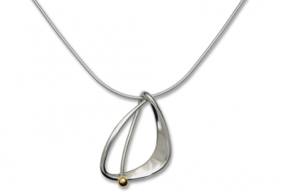 Delta Necklace - Silverscape Designs