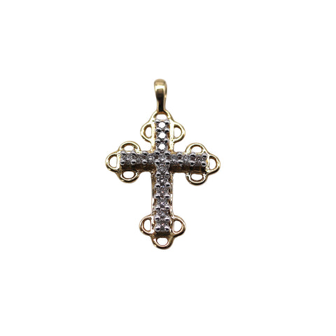 Estate Diamond Cross