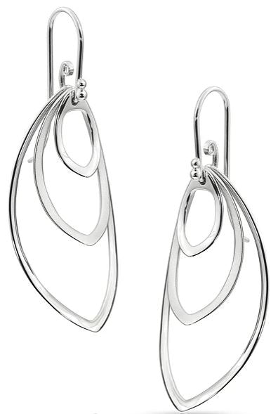 Sharon Freeman Layered Earrings