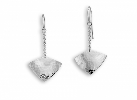 Artifact Earrings - Silverscape Designs