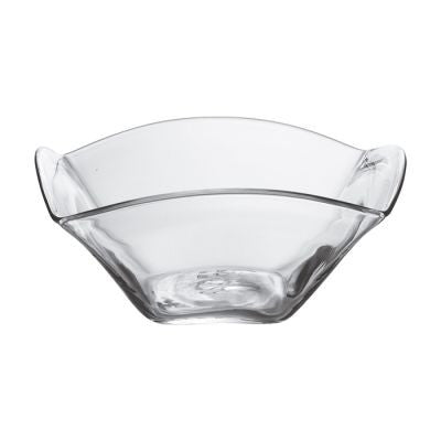 Simon Pearce Woodbury Medium Glass Bowl