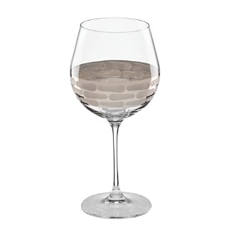 Truro Platinum Red Wine Glass