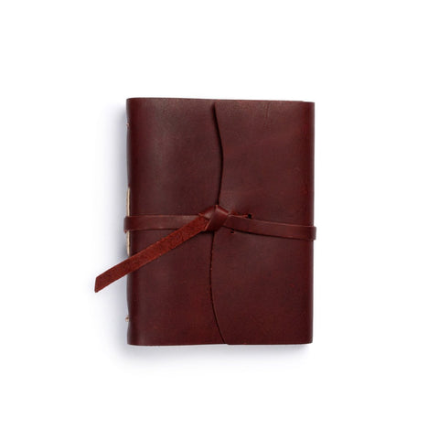 Good Book Leather Journal