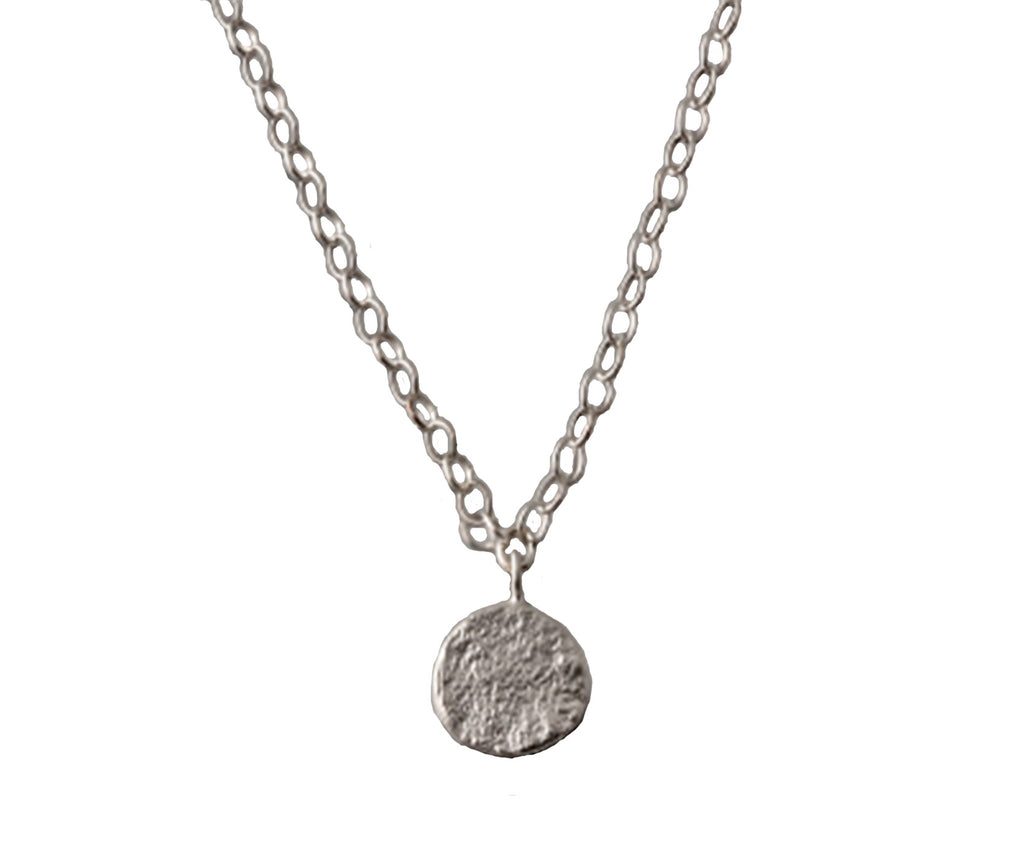 Sterling Silver Identity Necklace - Silverscape Designs