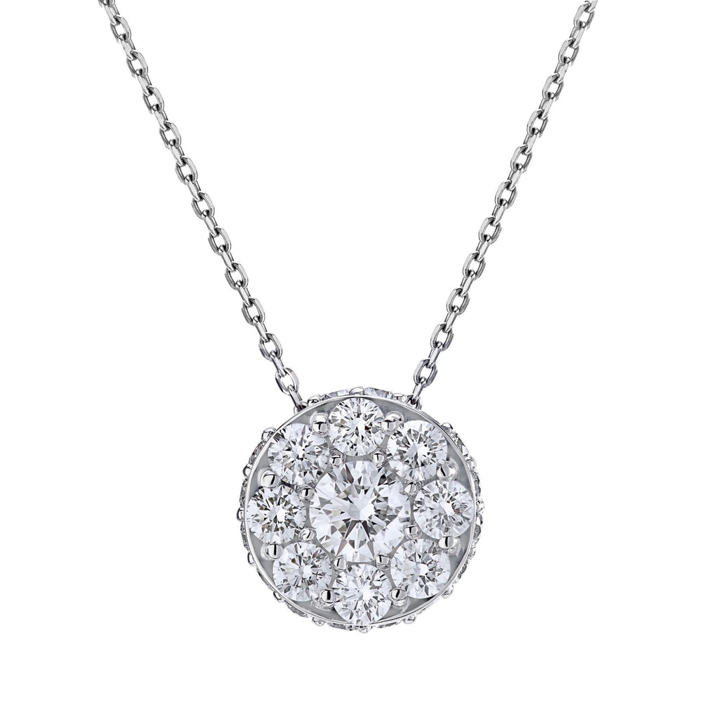 Timeless Diamond Pendant
