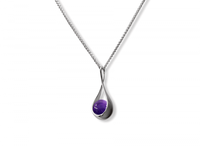 Captivating Pendant - Silverscape Designs