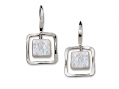 Zenith Earrings - Silverscape Designs