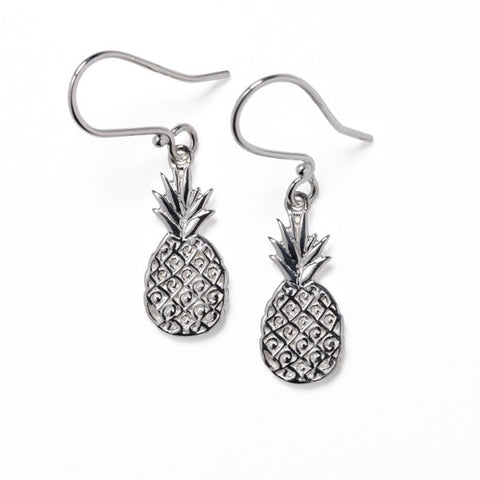 Southern Gates®  Waterfront Pineapple Earrings - Silverscape Designs