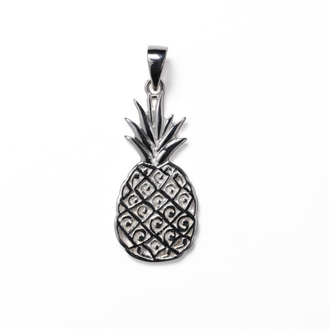 Southern Gates®  Waterfront Pineapple Pendant - Silverscape Designs