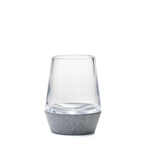 Simon Pearce Alpine Whiskey Glass