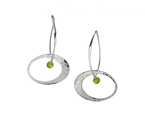 Medium Elliptical Elegance Earrings