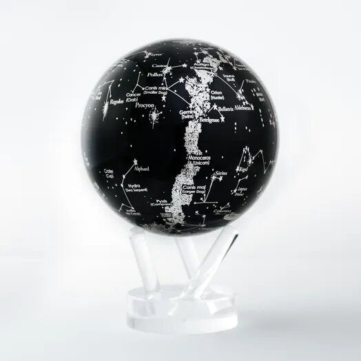 Constellation MOVA Globe - Silverscape Designs