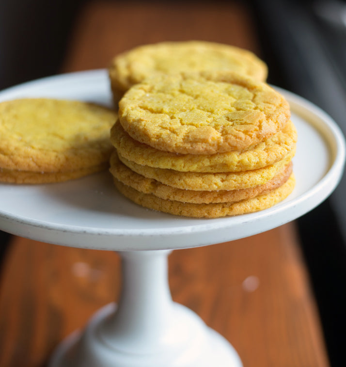Recipe: Turmeric Sugar Cookies