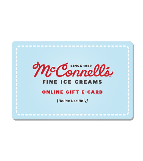Online Gift Card (for ordering online only)