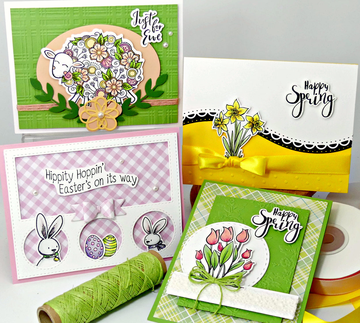 Monthly Stamping Card Kits