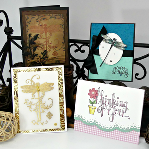 2019 February Stamp and Crop Monthly Card Kit- One Time Purchase