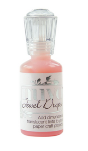 NUVO Jewel Drops:  647NJ Rose Water