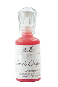 NUVO Jewel Drops:  643NJ Strawberry Coulis