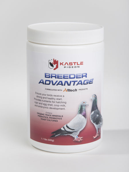 Kastle Pigeon Supplement for breeding health