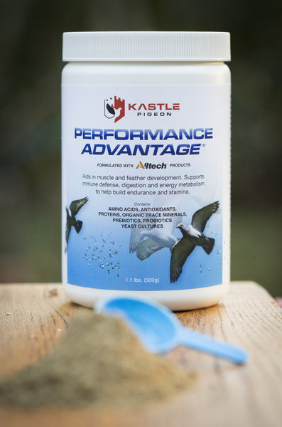 Kastle Pigeon Performance Health Supplements