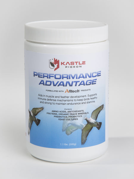 Kastle Pigeon Supplement for racing performance and health