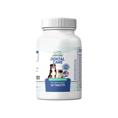 Dog and Cat Dental Care Supplement