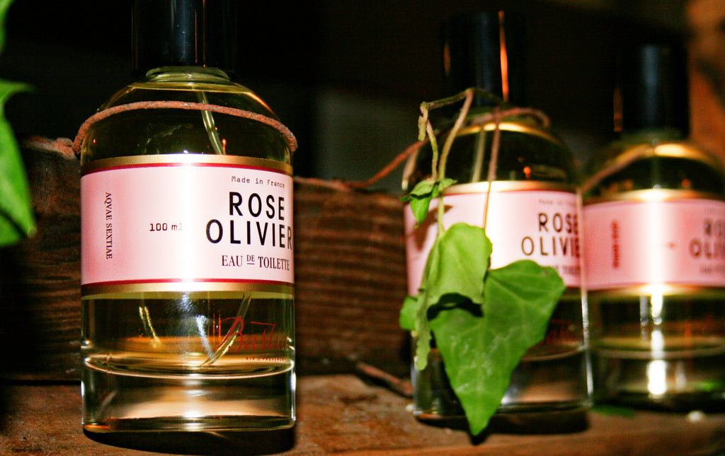Rose Olivier Eau de toilette at maman Breakfast