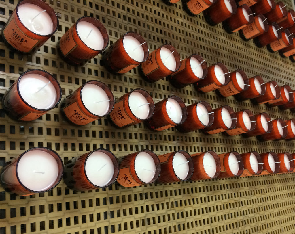 Bastide Artisanal Candles Made in Provence