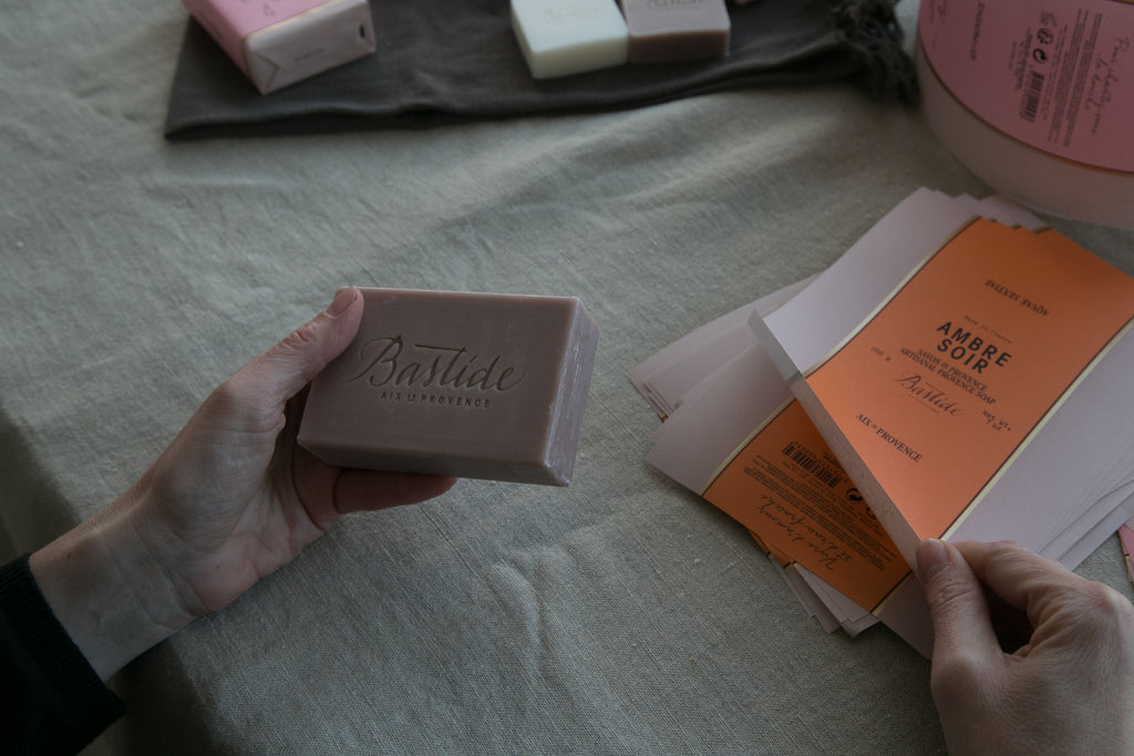 Artisanal Soap Made in Provence