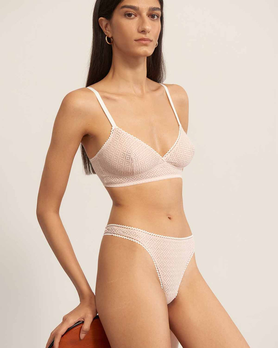 Betty Soft Triangle Bra