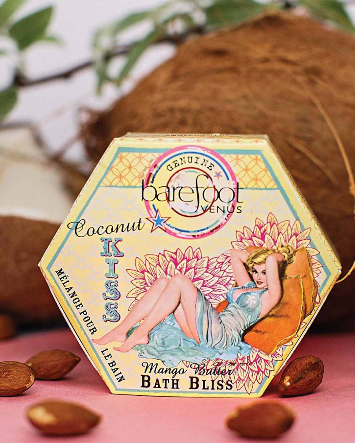 Coconut Kiss Bath Bliss