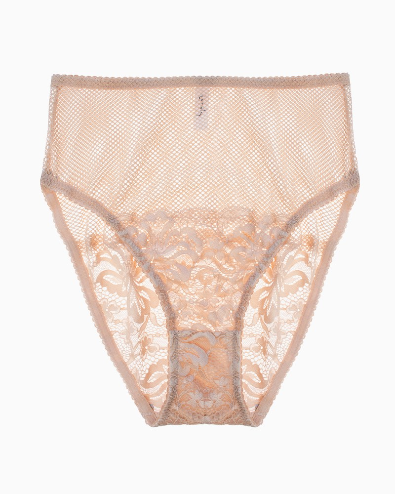 Lena High Waist Brief