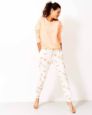 Sweet Peach Lounge Pants