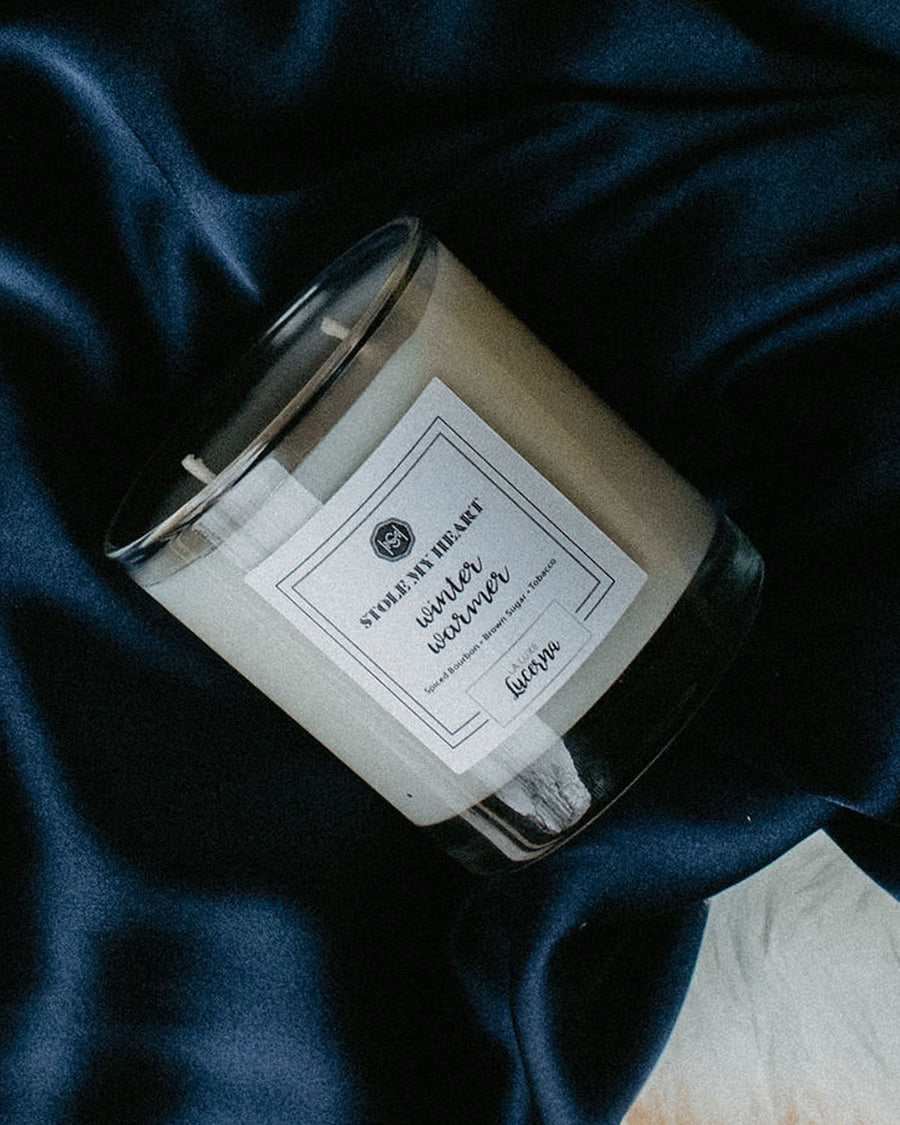 Winter Warmer Candle