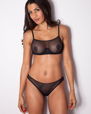 Malla Shelf Underwire Bra