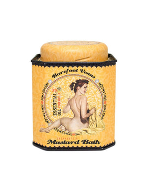 Therapeutic Mustard Bath Soak