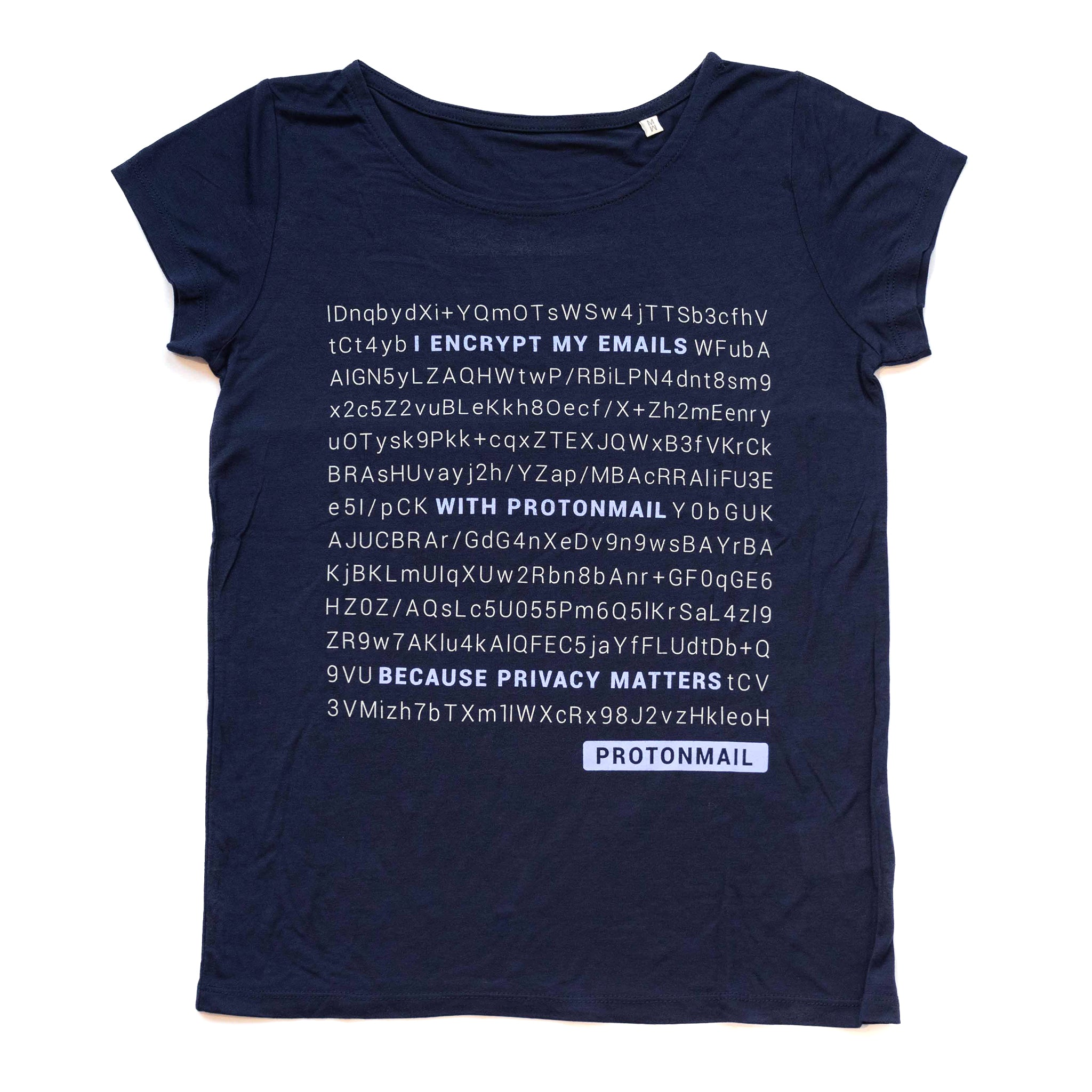 ENCRYPTED Woman T-shirt