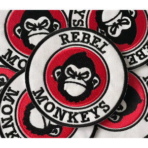 REBEL MONKEYS PATCH - Rebel Monkeys