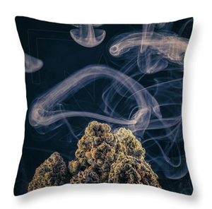 Kush Mountain Pillow