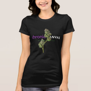 Womens Chronic Buds Tee