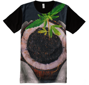Men's Healing Coconut Premium T-shirt