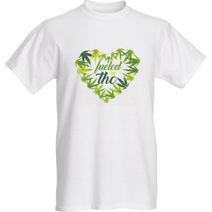 Mens Fueled by THC Tshirt